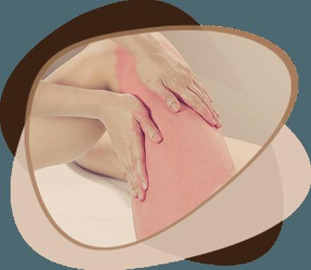 Anticelulitna nega z rdečimi algami Wellness Victoria Ikon