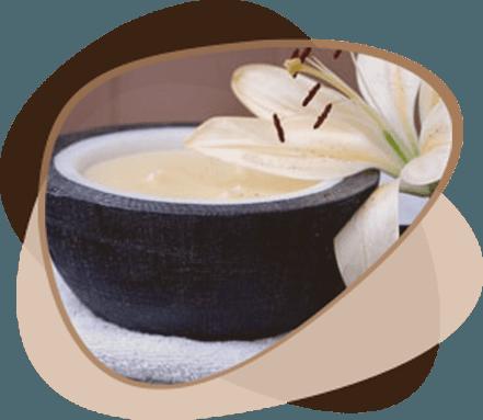 Hranilna masaža celega telesa po savni Wellness Victoria Ikon