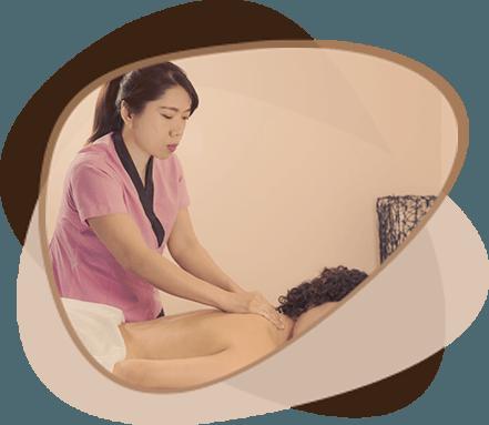 Tajska masaža hrbta Wellness Victoria Ikon